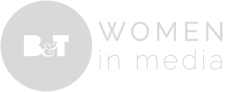 BT Women in Media award logo