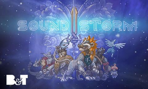 Sound Storm app image