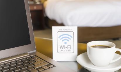 Cafe Free Wifi