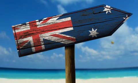 Australia this way