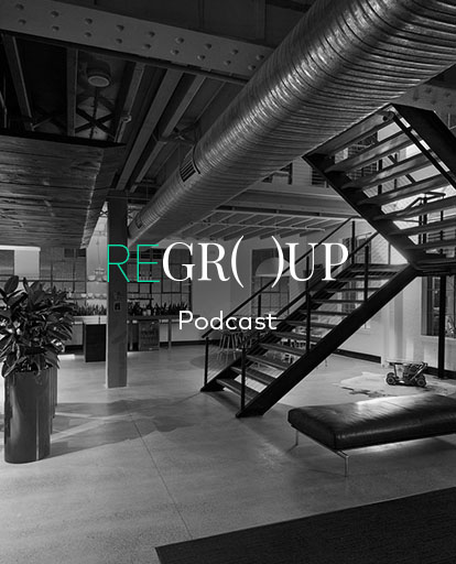 Regroup Podcast image