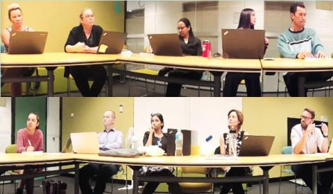 People Video Conferencing